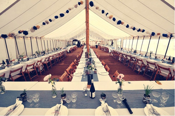 Artsy Vintage Nautical Wedding Theme