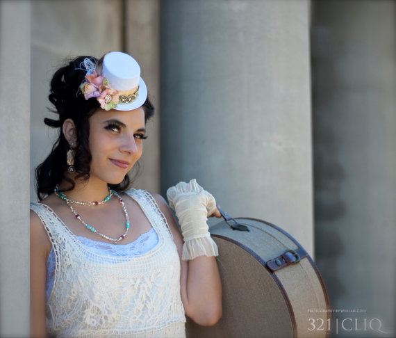 Artsy Vintage Wedding Theme Circus Carnival Wedding Theme