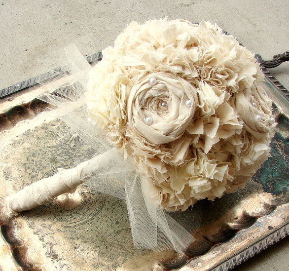 Handmade Wedding Flowers: Artsy Weddings, Indie Weddings