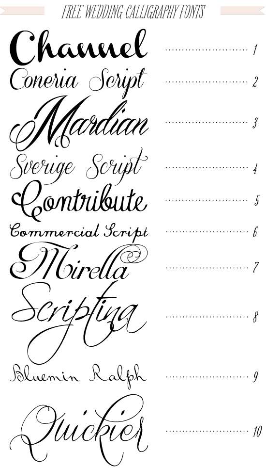 Free printable fonts homedesignpictures