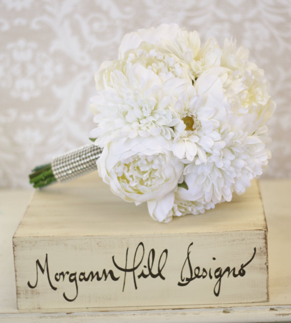 Etsy Handmade Wedding Bouquets