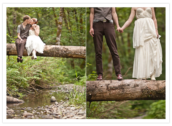 Artsy Vintage Fairy Tale Forest Weddings