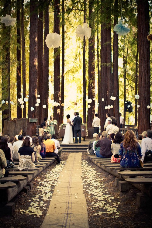 The Little Canopy – Artsy Weddings, Indie Weddings ...