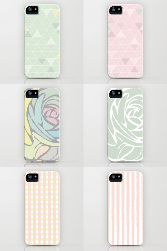 Artsy Vintage Iphone Cases
