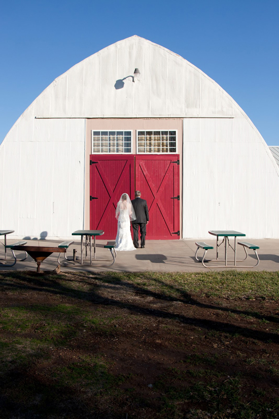 DIY Handmade Barn Wedding Here Comes the Bride