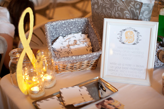 DIY Handmade Barn Wedding Messages