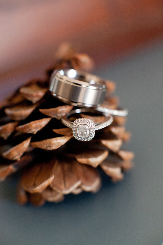 DIY Handmade Barn Wedding Rings