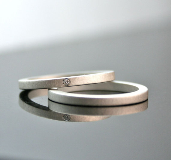 Artsy Handmade Wedding Rings Handmade Engagment Rings