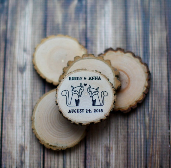 Enchanted Rustic Forest Wedding Decors