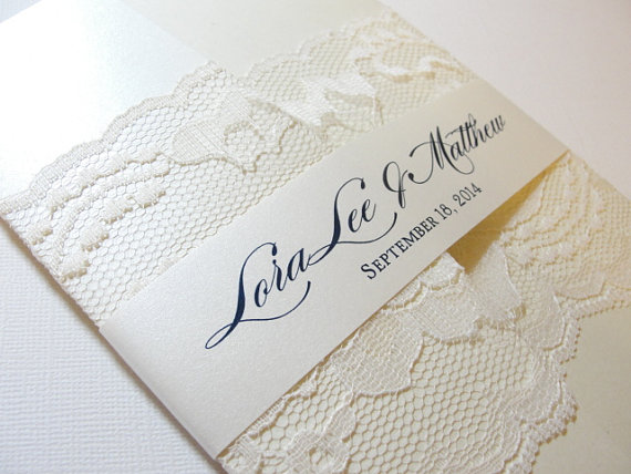 how to vintage romantic lace wedding