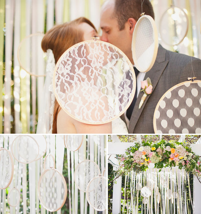 how to vintage romantic lace wedding lace backdrop lace embroidery hoop