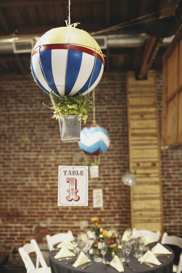 DIY + Tutorials | DIY Floating Hot Air Balloons Tutorial