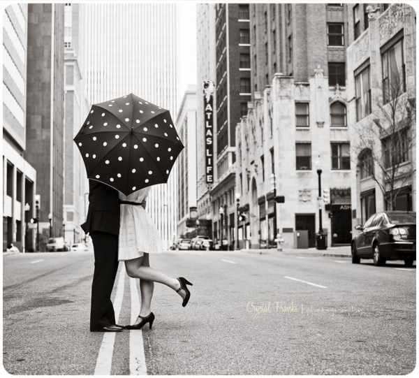 Photo Must have: under the umbrella with you