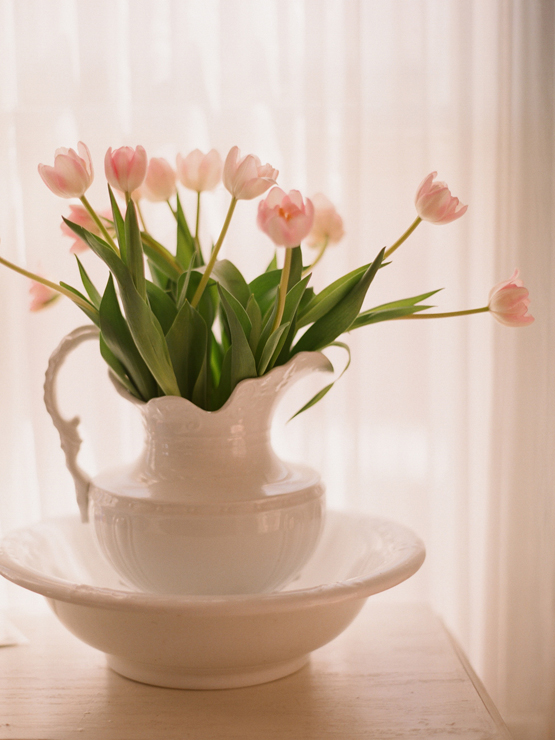 wedding flowers tulips