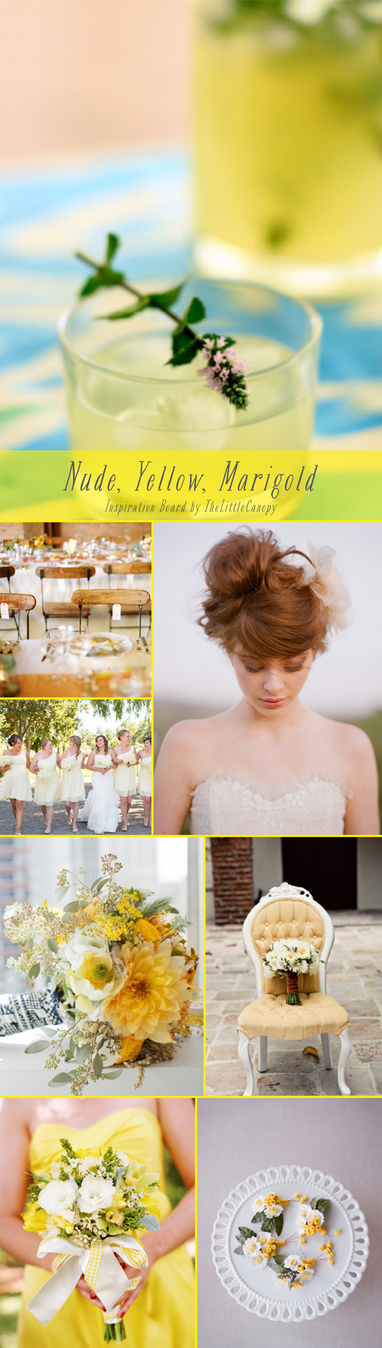 wedding-inspiration-board-shades-of-yellow-nude-marigold